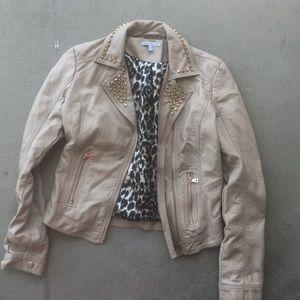 Charlotte Russe crop jacket